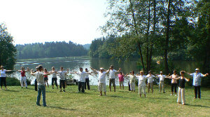 Qigong in Passau